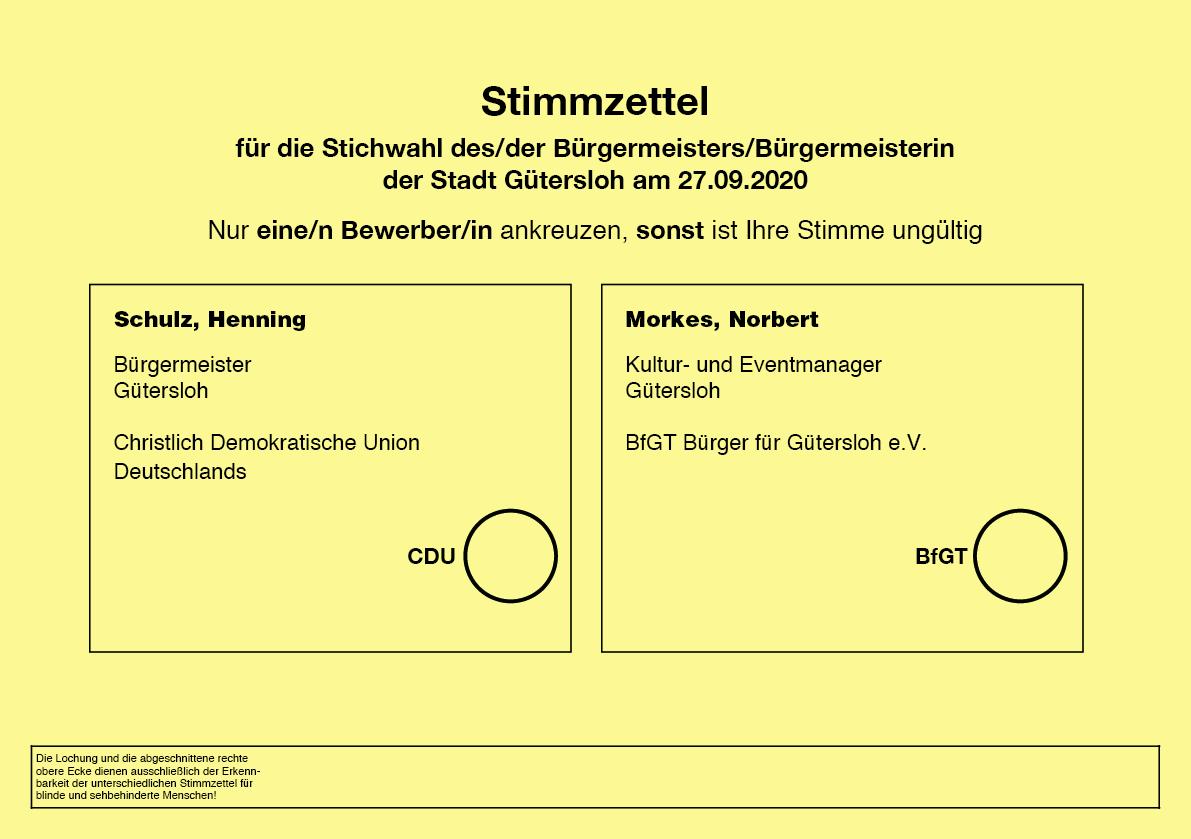 Bürgermeisterwahl Köln 2021